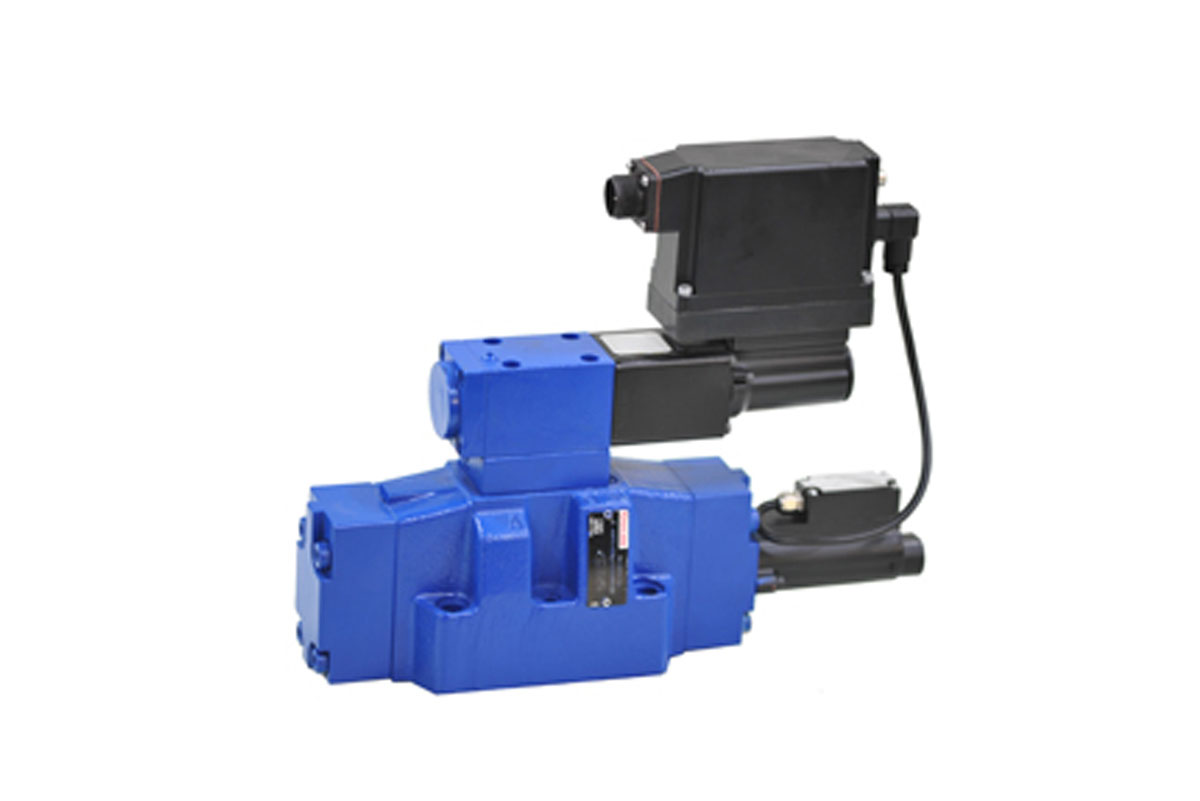 4WRTE16…L1X Pilot Operated Proportional Directional Valve