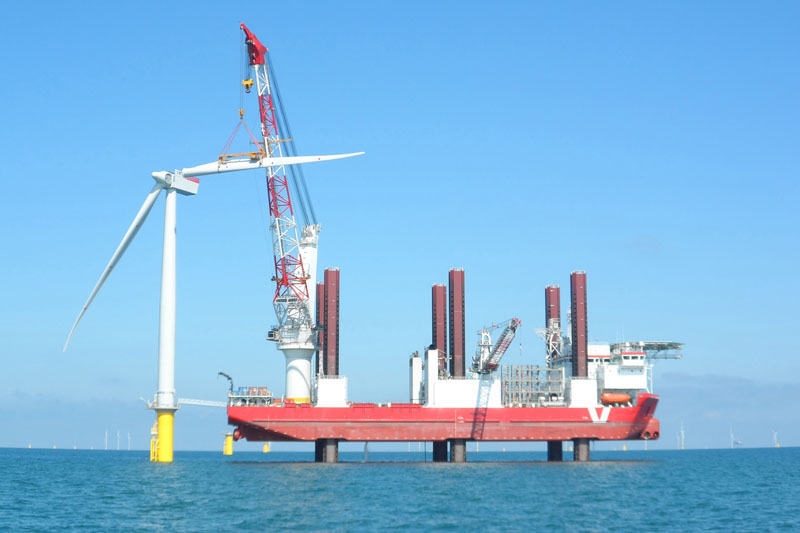 Wind Power Installation Vessel