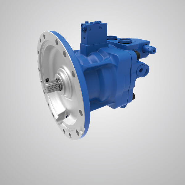 HM5X Series Axial Piston Motor