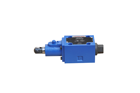 WMR(U)6…L6X  Directional Valve With Mechanical, Manual Operation