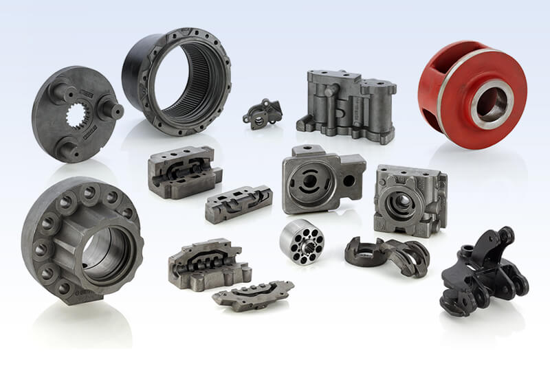 Hengli high precision casting