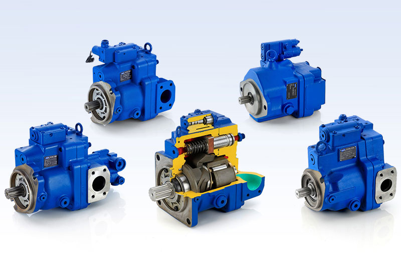 Hengli Piston Pumps