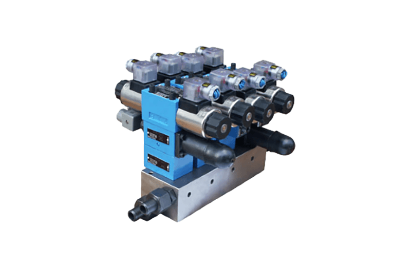 Multistation Manifolds
